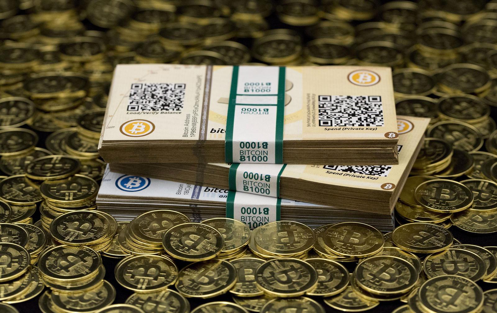 bitkoinas yra daugiau nei pinigai