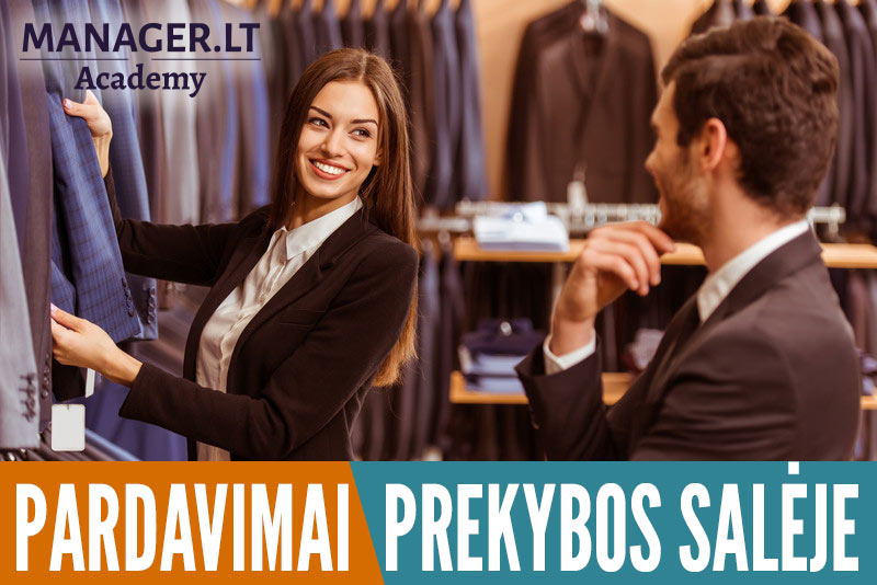 profesionalūs prekybos mokymai