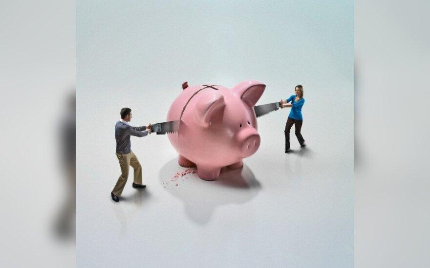 skolininko pasirinkimo teisės apšviesta prekybos įmonė