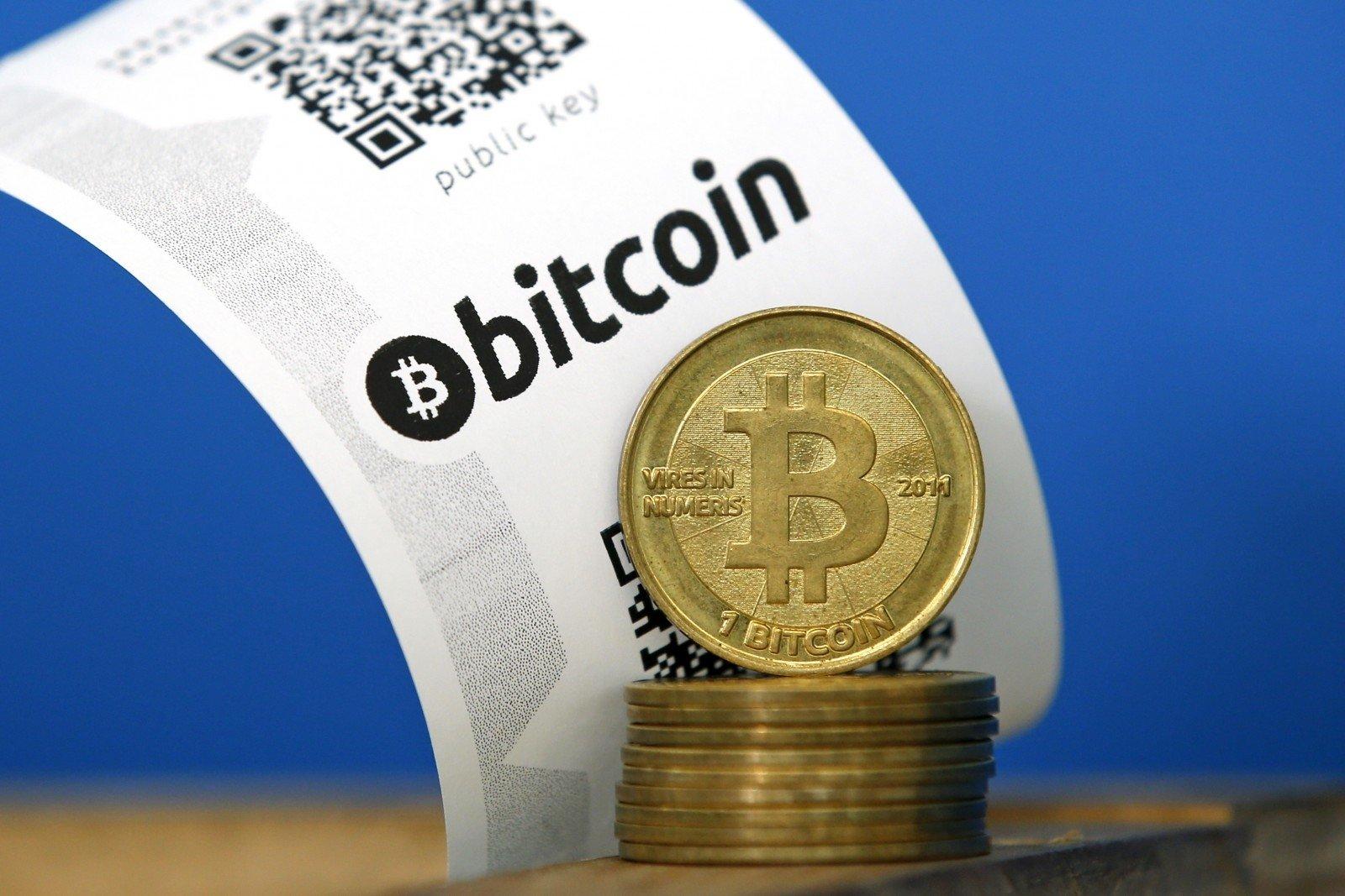 Portfelio investuoti į bitcoin