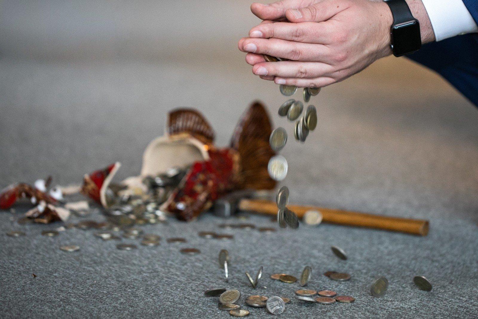 kaip greitai užsidirbti pinigų vaikams