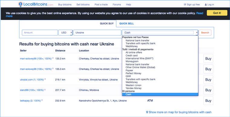kaip rasti bitkoiną kietajame diske