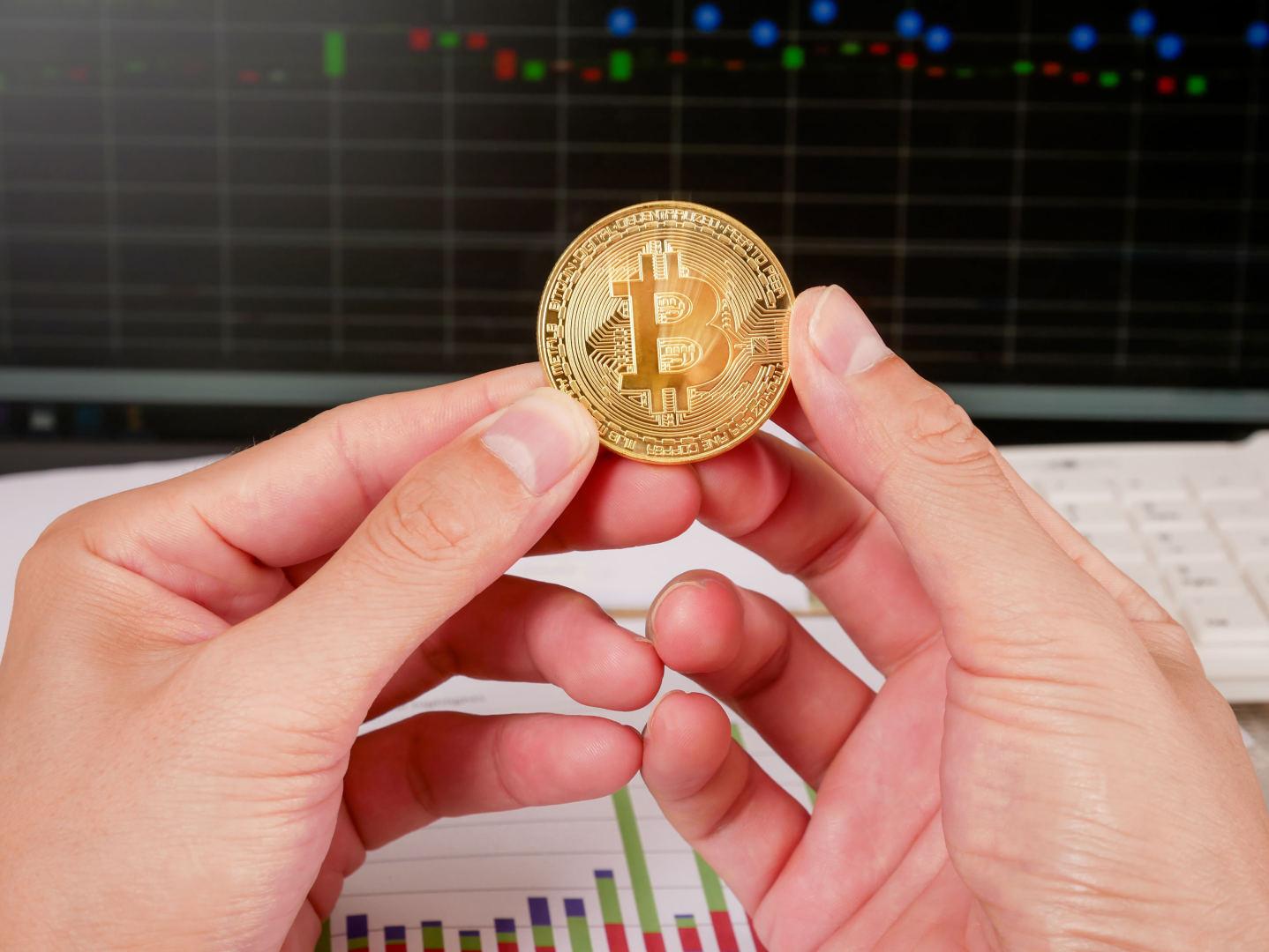 nusipirkti bitkoino monetą simbolinis procesas