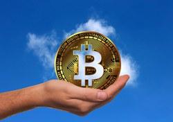 bitkoinas pradėjo kilti