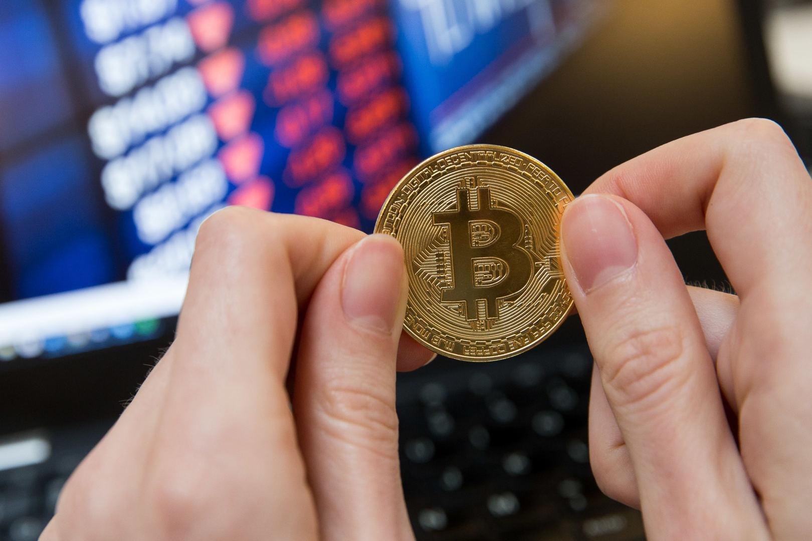 bitkoinų stalas