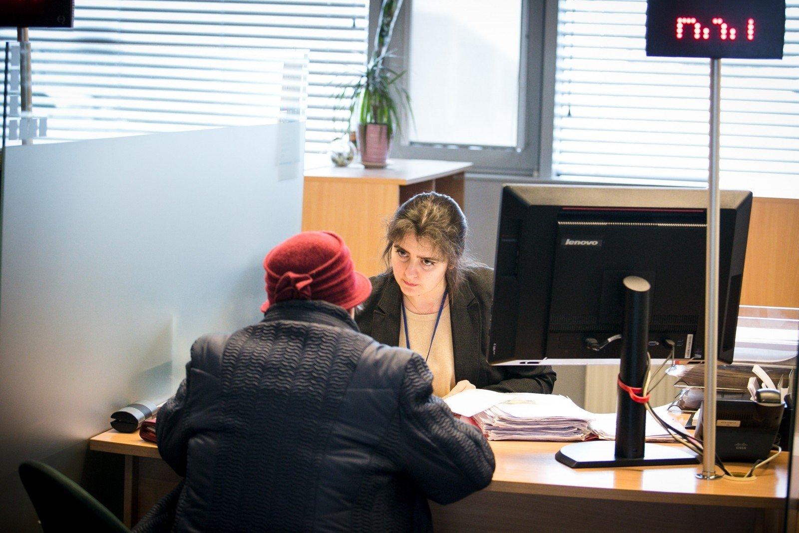 papildomų pajamų biure