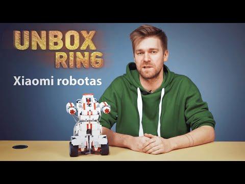 prekybos centrai su robotais kaip uždirbti daug pinigų ir lengva
